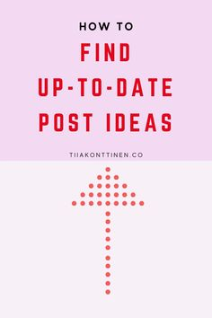 As a new blogger, ideas for new posts may come into your mind continuously. But, as time goes by, it may be more challenging to decide what to write. Blogging Coach Tiia Konttinen reveals her secrets... #postideas #blogging #topics #blogtopics #bloggingcoach #tiiakonttinen Blog Writing Tips, Writing Topics, Writing Prompts, Make Money Blogging, Make Money Online, How To Make Money, Writing Challenge, Blog Topics, Free Blog