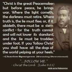 christian quotes | Charles Spurgeon quotes