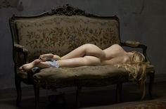 Erwin Olaf, 'Reclining Nude No. 7', 2015
