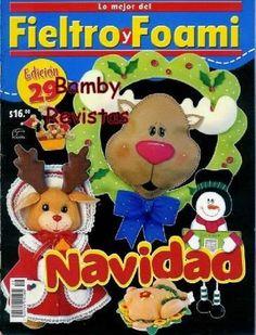 Revista navideña fieltro y foami gratis - <datvara:blog.title></datvara:blog.title>