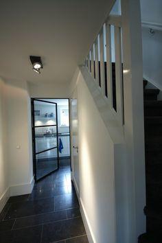 1000 images about deuren on pinterest steel doors met and glass doors - Deco gang huis ...