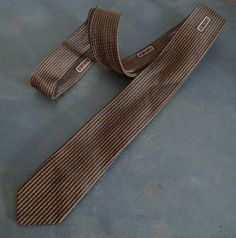 Vintage Mens Necktie Cavalier for  Nick Miller by retrocorrect