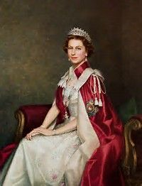 Image result for Queen Elizabeth II Portrait