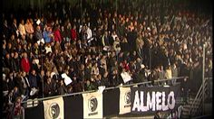 HERACLES ALMELO LIED, MARTIN DAMS - HERACLES, BEKERFINALE,