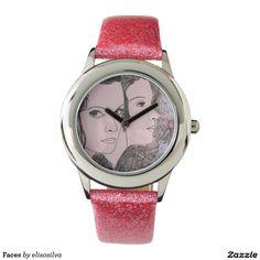Faces Relojes De Pulsera