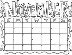 november coloring page - November Coloring Pages Free