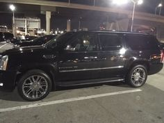One of our fleet cars parked at Toronto pearson airport for a suv pick up Ground Transportation, Greater Toronto Area, Limo, Ten, Car Parking, Cars, Vehicles, Autos, Automobile