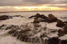 Sunrise, Banana Beach Durban South Coast.