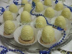 Odkedy som recept objavila na MMB u Márie P. Christmas Deserts, Christmas Baking, Mini Cakes, Cupcake Cakes, Slovakian Food, Ice Cream Candy, Czech Recipes, Biscuit Recipe, Sweet Cakes