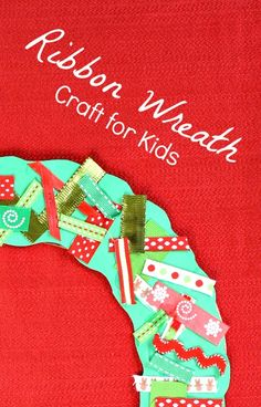 Wreath Craft for Kids