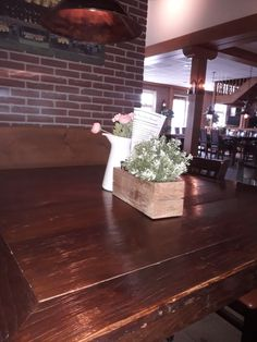 Dining Table, Rustic, Table Decorations, Furniture, Home Decor, Country Primitive, Decoration Home, Rustic Feel, Room Decor