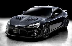 WALD International Gives the Toyota GT86 a Savage Visual Makeover