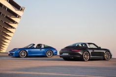 Porsche 911 Targa premiered at North American International Auto Show (NAIAS) in Detroit. The top model is Porsche 911 Targa which delivers 400 hp from a Porsche 911 Targa 4s, New Porsche, Ferdinand Porsche, Volkswagen, Detroit Motors, Automobile, Detroit Auto Show, Cabriolet, Top Cars