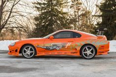 The beast that is ?The Fast and the Furious? franchise has ballooned ever since the first edition arrived on screen back in 2001. Paul Walker and Vin Diesel were the lead characters, but the loudest star was unquestionably the ?10 Second Supra.? Come May 12, that famous bright orange 1993 Toyota Supra from the original movie will head to Mecum Auctions in Indianapolis, expected to fetch around $200,000. READ THE FULL STORY HERE