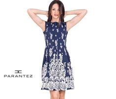 eb93670ea6843 İnci ve taş işlemeli yaka detayı ile öne çıkan sezonun trend elbise  modelleri #parantezgiyim | Parantez Yeni Sezon Bayan Giyim | Pinterest |  Instagram