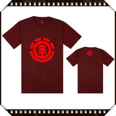 da6de7824 Factory Price Cheap Brand Element Man Best Quality Print Man T Shirt Tee  With Size S M L XL XXL XXXL Do Mix Order  9.99