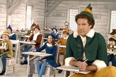 Elf, 2003 Don't even try to pretend that you don't already own this on DVD.Watch On: Amazon Instant Video