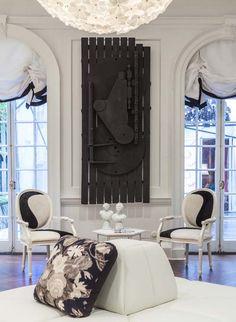 Geoffrey Bradfield | Luxury Interior Design | Academy Mansion