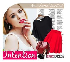 """""""EricDress I/15."""" by zura-b ❤ liked on Polyvore"""