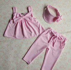 Cute Little Girl Dresses, Dresses Kids Girl, Cute Baby Girl, Cute Baby Clothes, Kids Outfits, Baby Girl Dress Patterns, Baby Dress Design, Baby Girl Fashion, Kids Fashion