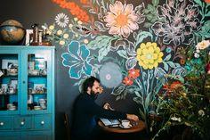 Detroit / Astro café /