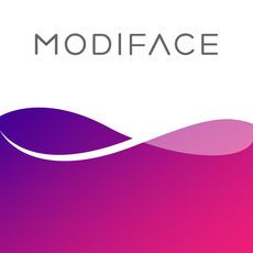 ModiFace Live on the AppStore