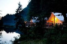 Clayoquot Sound (Wilderness Retreat), off Vancouver Island