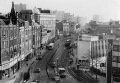 The transformation of Nottingham city centre
