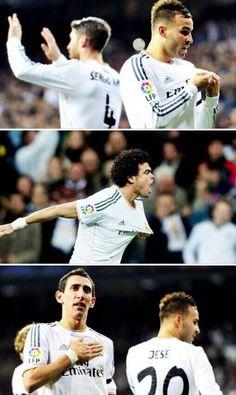Real Madrid #footballislife