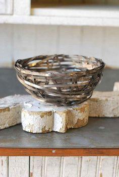 Wire Bountiful Bowl - Small