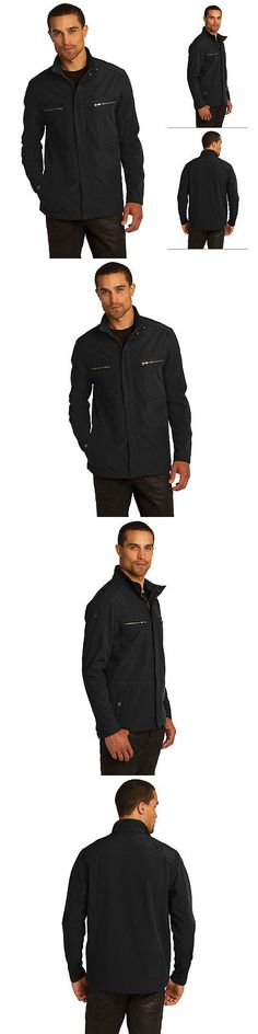 Tops and T-Shirts 155199: Ogio Men S Intake Jacket Small Blacktop Zipper Windbreaker Jersey Coat -> BUY IT NOW ONLY: $39.99 on eBay!