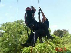 Rescate en Cuerda