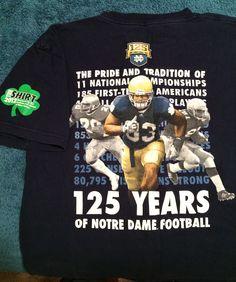 069ce80df 35 Best Notre Dame T-shirts images