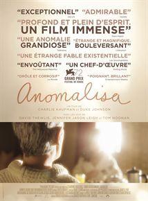 Anomalisa - sortie 03/02/2016