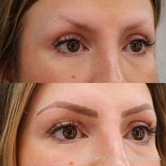 Microblading by Julia Faria • See this Instagram photo by @juliaaffaria • 7,077 likes