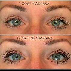 Black 3d Mascara! +Gift