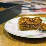 Healthy spiced butternut squash coffee cake | How to Philosophize with Cake