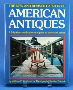 New and Revised Catalog of American Antiques 1980 Illustrated Collector's Guide epsteam by QueeniesCollectibles on Etsy