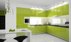 cucina-verde-lucida