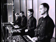 Kraftwerk - The Model 1978 - back to the source. The blueprint for so many later electronica artists.