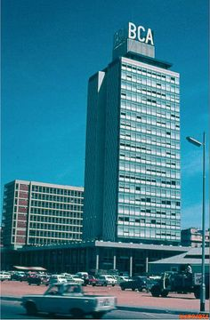 Banco Comercial de Angola - Luanda 1960/1970