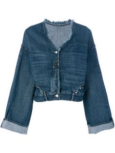 Super Diy Kleidung Upcycle Jeans 70 Ideen Source by Cl Fashion, Denim Fashion, Diy Bags Jeans, Long Denim Jacket, Straight Jacket, Fringe Jacket, Blue Jean Jacket, Designer Denim Jacket, Diy Kleidung