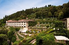 Fall in love at Villa San Michele in Florence Italy! - Blackbride.com