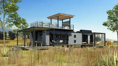 13 South African homes built in old shipping containers (From Leigh)