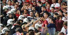Bayern protesta ante UEFA por carga de la policía griega contra sus hinchas - El equipo alemán envió hoy una nota de protesta a la UEFA por la carga de la policía griega contra un grupo de seguidores del club bávaro antes de...