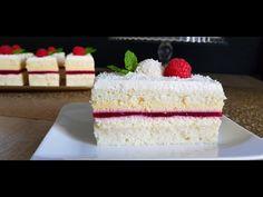 Prăjitura Cocco Blanca - fină, misterioasă, decadentă   Pasiune & Savoare - YouTube Vanilla Cake, Desserts, Food, Youtube, Tailgate Desserts, Deserts, Essen, Postres, Meals