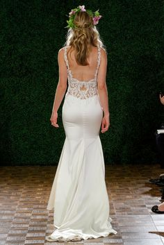 Love this back! Cora D.I.D by Watters | Spring 2015