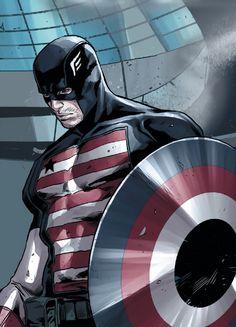 U.S. Agent Cap