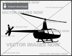 Helicopter Vector Images Clipart SVG File AI EPS PNG A4