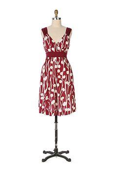 In my closet | cloudberries dress #anthropologie